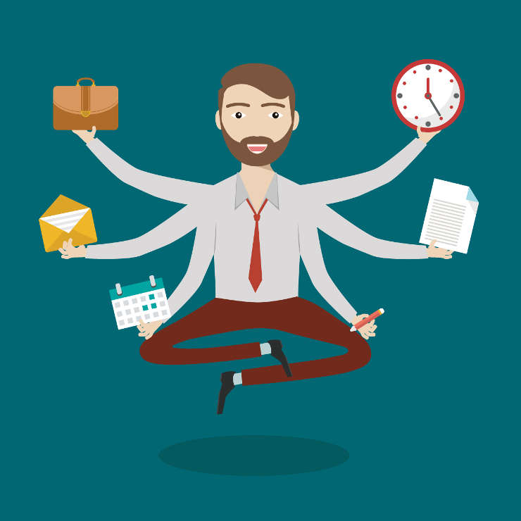 Time Monitoring or How to be Effective in a Multitasking Environment