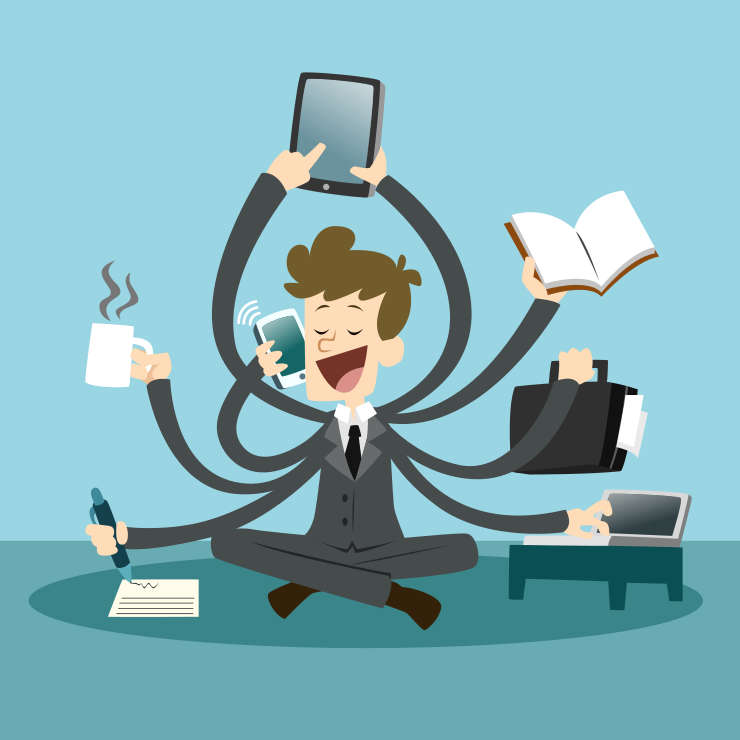 Research: What is the Secret of Over Productive People?